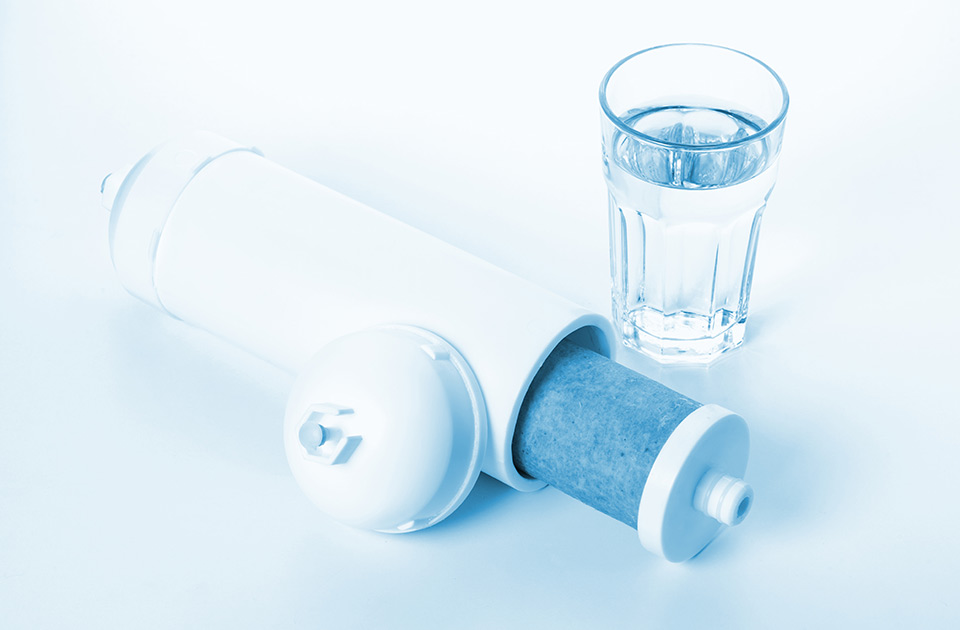 Filtre eau osmosée